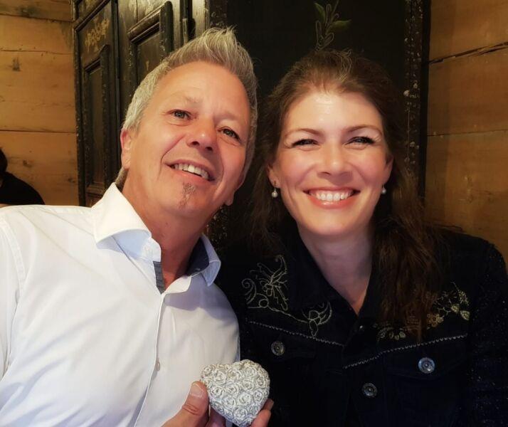 Daniel & Sylvia Probst